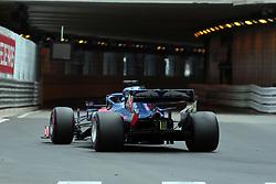 May 23, 2019 - Monte Carlo, Monaco - xa9; Photo4 / LaPresse.23/05/2019 Monte Carlo, Monaco.Sport .Grand Prix Formula One Monaco 2019.In the pic: Daniil Kvyat (RUS) Scuderia Toro Rosso STR14 (Credit Image: © Photo4/Lapresse via ZUMA Press)