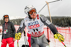 February 8, 2019 - Re, SWEDEN - 190208 Aleksander Aamodt Kilde of Norway at the downhill training during the FIS Alpine World Ski Championships on February 8, 2019 in re  (Credit Image: © Daniel Stiller/Bildbyran via ZUMA Press)