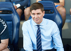 September 20, 2018 - Villarreal, Castellon, Spain - Steven Gerrard head coach of Rangers FC during the UEFA Europa League Group G match between Villarreal CF and Rangers FC at La Ceramica Stadium on September 20, 2018 in Vila-real, Spain. (Credit Image: © Maria Jose Segovia/NurPhoto/ZUMA Press)
