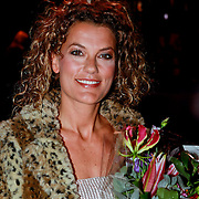 NLD/Amsterdam/20110413 - Mama of the Year award 2011, Tatum Dagelet