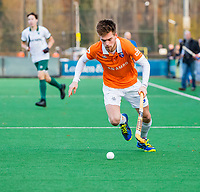BLOEMENDAAL - Thierry Brinkman (Bldaal) tijdens  hoofdklasse competitiewedstrijd  heren , Bloemendaal-Rotterdam (1-1) .COPYRIGHT KOEN SUYK