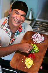 Mark Olive, the Black Olive, Chef & TV Personality