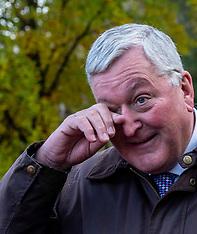 Rural Economy Secretary makes woodland visit, Peebles, 30 October 2019