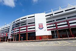 General View - Rogan/JMP - 20/09/2020 - Bet365 Stadium - Stoke, England - Stoke City v Bristol City - Sky Bet Championship.