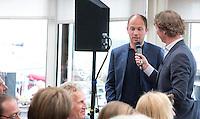 LOOSDRECHT - teun de Nooijer. Lancering Sport Helpt, een initiatief van hockeyers Rogier Hofman en Tim Jenniskens. FOTO KOEN SUYK
