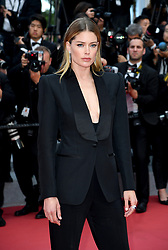 Doutzen Kroes attending the Solo: A Star Wars Story premiere at the 71st Cannes Film Festival