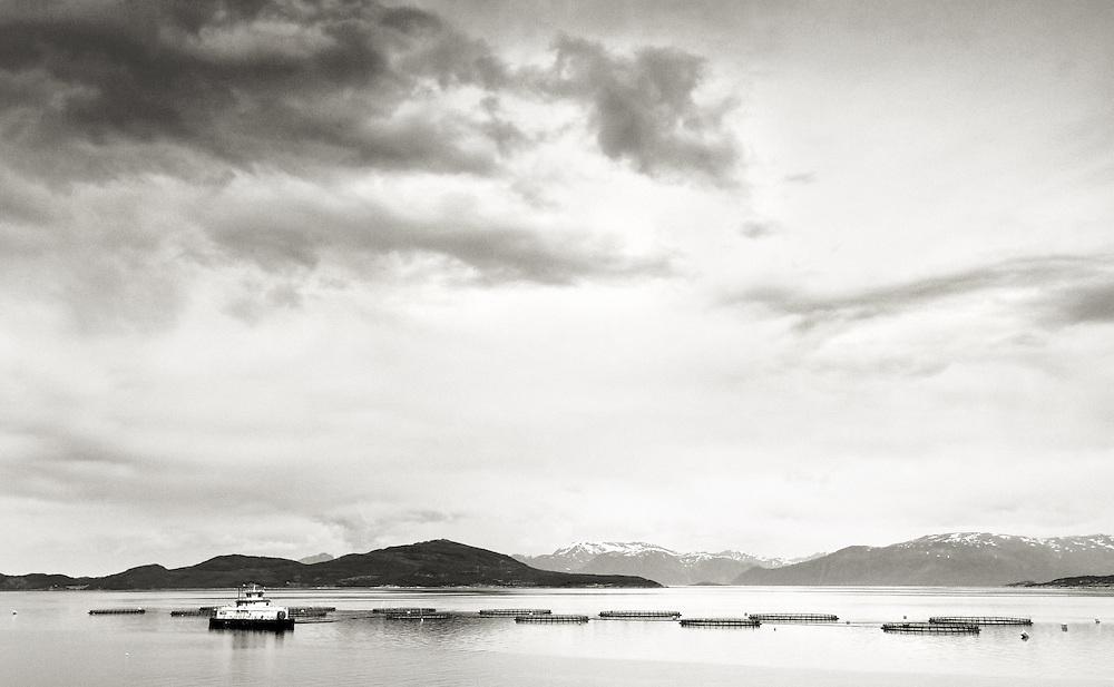 Norway - Badderfjorden BW