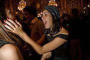 SCOUT WILLIS; TALLULAH WILLIS,  Drinks the evening before the The 2008 Crillon Debutante Ball. Baccarat. Place des Etats-Unis.  Paris. 29 November 2008. *** Local Caption *** -DO NOT ARCHIVE-© Copyright Photograph by Dafydd Jones. 248 Clapham Rd. London SW9 0PZ. Tel 0207 820 0771. www.dafjones.com.
