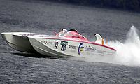 Motor - Båtsport - Powerboat<br /> Traunsee Trophy 2003<br /> 13.09.2003<br /> Spirit of Norway<br /> Foto: Digitalsport
