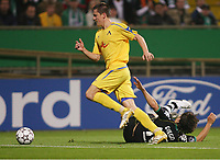 v.l. Igor Tomasic , Diego bremen<br /> Champions League SV Werder Bremen - Levski Sofia<br /> Norway only