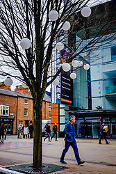 The exterior of the Hippodrome Theatre, in Birmingham, England, UK<br /> <br /> (c) Andrew Wilson | Edinburgh Elite media