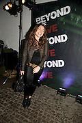 LOIS  WINSTONE, Beyond the Rave, Celebration of Hammer Film's  first horror movie broadcasr on MYSpace. Shoreditch House. London. 16 April 2008.  *** Local Caption *** -DO NOT ARCHIVE-© Copyright Photograph by Dafydd Jones. 248 Clapham Rd. London SW9 0PZ. Tel 0207 820 0771. www.dafjones.com.