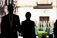 042316 Spanish Royals Attend Cervantes Award to Fernando del Paso