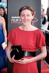 Edinburgh International Film Festival 2019<br /> <br /> Boyz In The Wood (European Premiere)<br /> <br /> Stars and guests arrive on the red carpet<br /> <br /> Pictured: Regina Mosch<br /> <br /> Alex Todd   Edinburgh Elite media