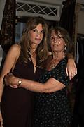 JEMIMA KHAN; LADY ANNABEL GOLDSMITH, Robin Birley and Lady Annabel Goldsmith Summer Party. Hertford St. London. 5 July 2017