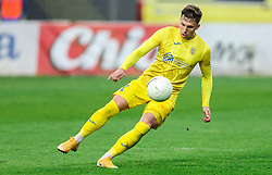 Andraž Zinic of Domzale during football match between NK Domzale and NK Olimpija in 32nd Round of Prva liga Telekom Slovenije 2020/21, on May 5, 2021 in Sports park Domzale, Slovenia. Photo by Vid Ponikvar / Sportida