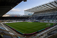 Football - 2020 / 2021 Premier League - Newcastle United vs Manchester City - St James' Park<br /> <br /> A general view of ST James' Park<br /> <br /> Credit : COLORSPORT/BRUCE WHITE