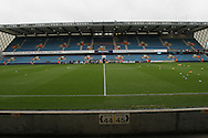 Millwall FC Barry Kitchener stand prior to Shrewsbury Town during the Sky Bet League 1 match at The Den, London<br /> Picture by Richard Brooks/Focus Images Ltd 07947656233<br /> 10/12/2016