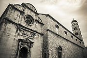 St. Saviour Church and the Franciscan Monastery, old town Dubrovnik, Dalmatian Coast, Croatia
