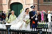 Kerkelijk Huwelijk Prins Pieter-Christiaan en Anita