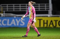 Benedicte Haland of Bristol City Women - Mandatory by-line: Ryan Hiscott/JMP - 13/01/2021 - FOOTBALL - Twerton Park - Bath, England - Bristol City Women v Aston Villa Women - FA Continental Cup quarter final