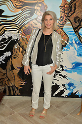 PIPS TAYLOR at the launch of AYA jewellery by Chelsy Davy held at Baar & Bass, 336 Kings Road, London on 21st June 2016.