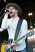 Needtobreathe performs at Suburbia Fest in Plano, Texas on May 3, 2014.