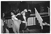 DAPHNE GUINNESS,  Sultans Ball. Oxford Town Hall, March 1986