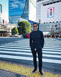 "Johannes Huebl releases a photo on Instagram with the following caption: ""Another fantastic day in Tokyo \ud83c\uddef\ud83c\uddf5\u270c\ud83c\udffc #memorylane #livedhereonce #alwaysTooLittleTime"". Photo Credit: Instagram *** No USA Distribution *** For Editorial Use Only *** Not to be Published in Books or Photo Books ***  Please note: Fees charged by the agency are for the agency's services only, and do not, nor are they intended to, convey to the user any ownership of Copyright or License in the material. The agency does not claim any ownership including but not limited to Copyright or License in the attached material. By publishing this material you expressly agree to indemnify and to hold the agency and its directors, shareholders and employees harmless from any loss, claims, damages, demands, expenses (including legal fees), or any causes of action or allegation against the agency arising out of or connected in any way with publication of the material."