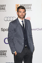 © Licensed to London News Pictures. 04/07/2014, UK. Jimmy Anderson, Nordoff Robbins O2 Silver Clef Awards, London Hilton Park Lane, London UK, 04 July 2014. Photo credit : Richard Goldschmidt/Piqtured/LNP