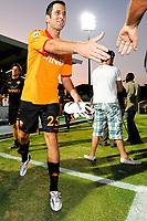 """ARTUR (Roma)<br /> Grosseto 13/8/2009 Stadio """"Carlo Zecchini"""" <br /> Calcio 2009/2010<br /> Grosseto Roma (0-2) Friendly Match<br /> Foto Andrea Staccioli Insidefoto"""