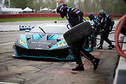 May 5, 2019: IMSA Weathertech Mid Ohio.#48 Paul Miller Racing Lamborghini Huracan GT3, GTD: Bryan Sellers, Ryan Hardwick