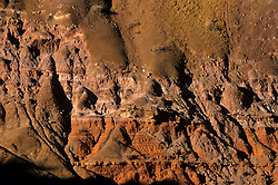 Aerial view of Palo Duro Canyon