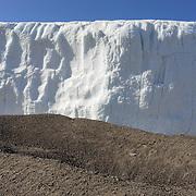 Sollas Glacier