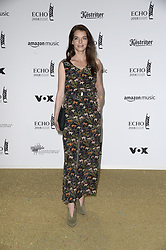 April 12, 2018 - Berlin, Germany - Yvonne Catterfeld.Echo Pop Verleihung, Berlin, Germany - 11 Apr 2018.Credit: MichaelTimm/face to face (Credit Image: © face to face via ZUMA Press)