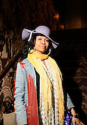 Joy at The Erykah Badu NewAmerykah Tour with the Roots at Radio City Music Hall on May 9, 2008..