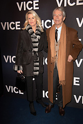 Alice Bertheaume and Jean-Claude Narcy attend the Vice Paris premiere at Cinema Gaumont Opera on February 7, 2019 in Paris, France. Photo by David Niviere/ABACAPRESS.COM
