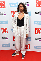 M.I.A attending the Q Awards, at the Roundhouse in Camden, London. Picture date: Tuesday November 2, 2016. Photo credit should read: Matt Crossick/ EMPICS Entertainment.