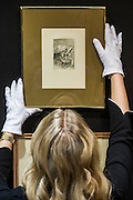 Pierre-Auguste Renoir (1841-1919), Le chapeau epinglé, est £300-500. The private collection of Sir Noël Coward, which will be offered as part of the Modern British and Irish Art sale on 19 March 2015 at South Kensington. This collection features a group of paintings by Coward himself, which include portraits and scenes of Jamaica alongside paintings he acquired as gifts from friends such as the actress Elizabeth Taylor, the actor David Niven, and the composer, actor and entertainer Ivor Novello. It comprises works by revered British artists such as Christopher Wood, John Nash, Edward Seago and Derek Hill. Estimates range from £300 up to £100,000.
