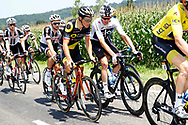 Sylvain Chavanel (FRA - Direct Energie), Christopher Froome (GBR - Team Sky) during the 105th Tour de France 2018, Stage 18, Trie sur Baise - Pau (172 km) on July 26th, 2018 - Photo Luca Bettini / BettiniPhoto / ProSportsImages / DPPI