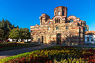 Middle age church in Old town Of Nessebar