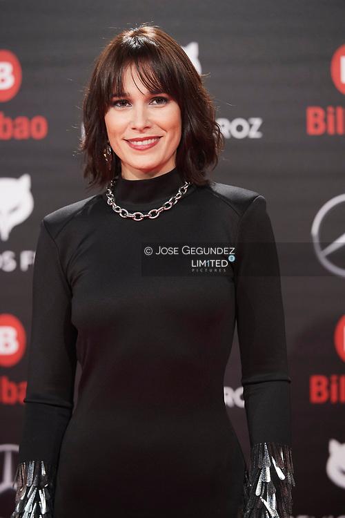 Celia Freijeiro attends the 2019 Feroz Awards at Bilbao Arena on January 19, 2019 in Madrid, Spain