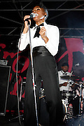 Janelle Monae at AfroPunk, BAMcinematek and Toyota present the 4th Annual Afro-Punk Festival held at The Afro-Punk Skate Park (BAM parking lot) on July 5, 2008..The festival is the definitive destination for the global Afro-Punks yearning to experience true AP culture. Last year 30,000 people attended, and this year is even bigger, with 40 bands, 15 films screenings, an art exhibit and a skate park.