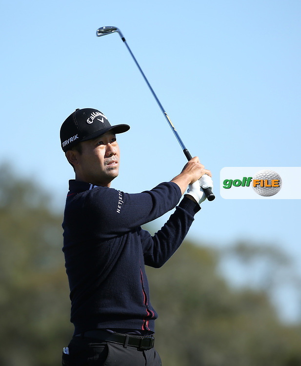 Kevin Na (USA) during the 3rd round of the Arnold Palmer Invitational presented by Mastercard, Bay Hill, Orlando, Florida, USA. 07/03/2020.<br /> Picture: Golffile | Scott Halleran<br /> <br /> <br /> All photo usage must carry mandatory copyright credit (© Golffile | Scott Halleran)