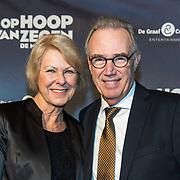 NLD/Zaandam/20190128- première musical Op Hoop van Zegen, Edvard Niessing en .......
