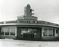 1945 Whiz Inn Drive In on Manchester Blvd.