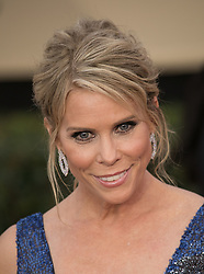 January 21, 2018 - Los Angeles, California, U.S - Cheryl Hines at the red carpet of the 24th Annual Screen Actors Guild Awards held at the Shrine Auditorium in Los Angeles, California, Sunday January 21, 2018. (Credit Image: © Prensa Internacional via ZUMA Wire)