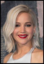 May 9, 2016 - London, United Kingdom - Image licensed to i-Images Picture Agency. 09/05/2016. London, United Kingdom. Jennifer Lawrence arriving at the X-Men Apocalypse premiere in London. Picture by Stephen Lock / i-Images (Credit Image: © Stephen Lock/i-Images via ZUMA Wire)