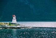 Noorwegen, Sognefjord, 6-8-2003Landschap in Noorwegen . Sogndal, sognefjord.Foto: Flip Franssen