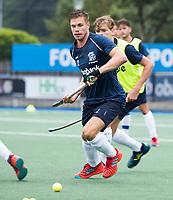 UTRECHT -  Sander de Wijn,     tijdens  de training van Kampong  voor het nieuwe hockey hoofdklasse competitie. .COPYRIGHT KOEN SUYK